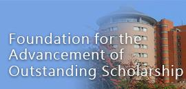 Foundation For The Advancement of outstanding Scholarship